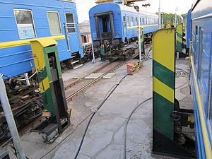 Ungheni Moldova train car jack 1.JPG