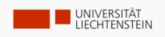 University of Liechtenstein - Image: Unilogo