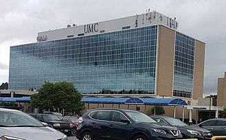 United Medical Center - Image: United Medical Center, 2018