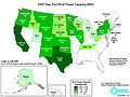 United States installed wind power capacity by state 2005.jpg