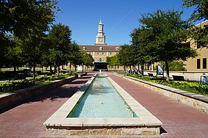 University of North Texas - Hurley Administration Building