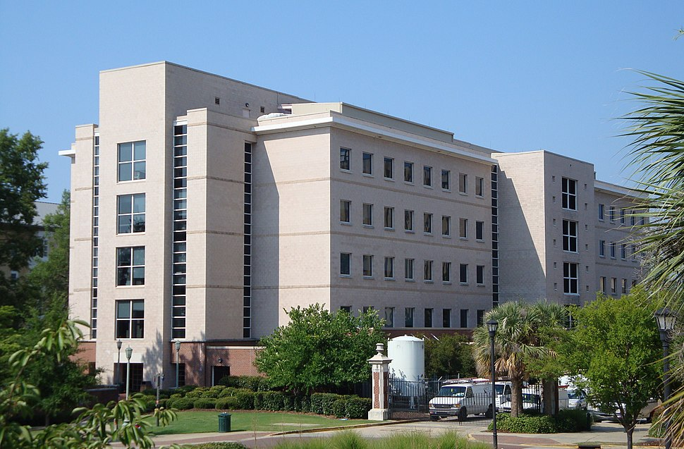 University of South Carolina Graduate Science Research Center