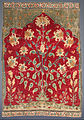Unknown, India - Fragment of a Saf Carpet - Google Art Project.jpg