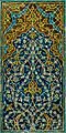 Unknown, Iran - Mosaic Tile Panel - Google Art Project.jpg