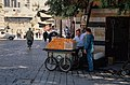 Urban Landscape and Scenes of Everyday Life, Damascus (دمشق), Syria - Orange vendor near Citadel - PHBZ024 2016 1329 - Dumbarton Oaks.jpg