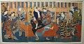 Utagawa kuniyoshi, sukeroku in yoshiwara, 1850.JPG