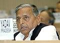 Uttar Pradesh Chief Minister Shri.Mulayam Singh Yadav , addressing at the National Development Council 52nd Meeting, at Vigyan Bhawan, New Delhi on December 9, 2006.jpg