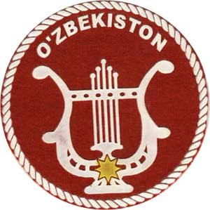 Band of the Ministry of Defense of the Republic of Uzbekistan - Image: Uzbek Military Band Patch
