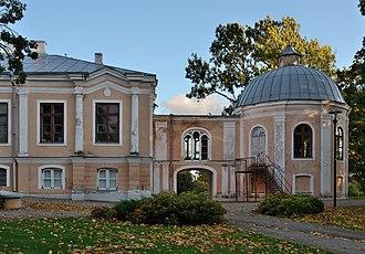 Vääna - Vääna manor, one of the wings