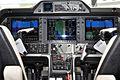 VH-PNM Embraer 500 Phenom 100 (6485946457).jpg