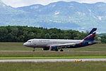 VQ-BKS Airbus A320-214 A320 - AFL (18847367442).jpg