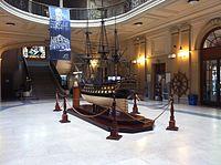 Vaixell escola de nàutica de barcelona.JPG