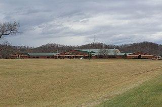 Valley High School (Ohio) Ohio, public, rural, high school in the United States