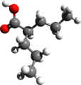 Valproic acid 3d structure.png