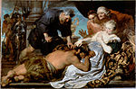 Van Dyck, Sir Anthony - Samson and Delilah - Google Art Project.jpg