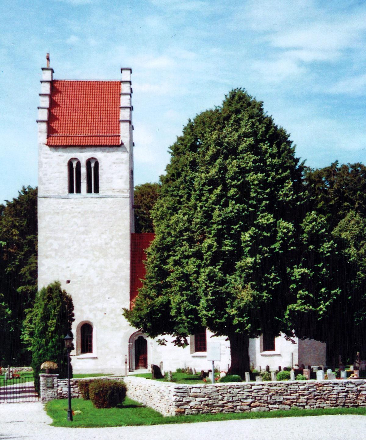 Vsterhejde kyrka, Gotland | Vsterhejde Church (Swedish