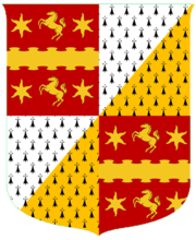 Vaux of Harrowden Escutcheon.png