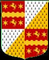 Vaux of Harrowden Escutcheon.png