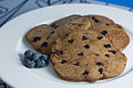 Vegan Blueberry Buckwheat Pancakes (4106866143).jpg