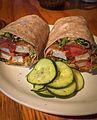 Vegan Buffalo Tofu Wrap - Vita Café, Portland, Oregon (22762900865).jpg