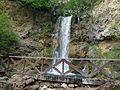 Veliki Buk, vodopad, Hidrokompleks Lisine, 01.JPG