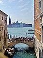 Venezia Palazzo Ducale Innen Blick von der Ponte dei Sospiri 4.jpg