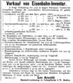 Verkauf von Eisenbahn-Inventar 1890 Leo Arnoldi.png