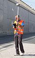 Vermessung mit Trimble GPS System in Sofia 2012 PD 1.jpg