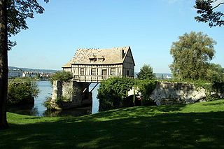 Vernon, Eure Commune in Normandy, France