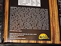 Very long ingredients list with may preservatives on highly processed food.jpg