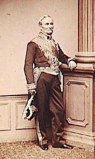 Viala Charon - Charon as a Senator of France