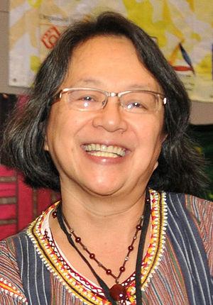 Victoria Tauli-Corpuz - Image: Vicky Tauli Corpuz in Kuala Lumpur