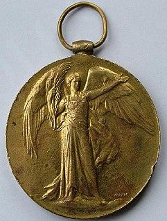 Victory Medal (United Kingdom) British service medal