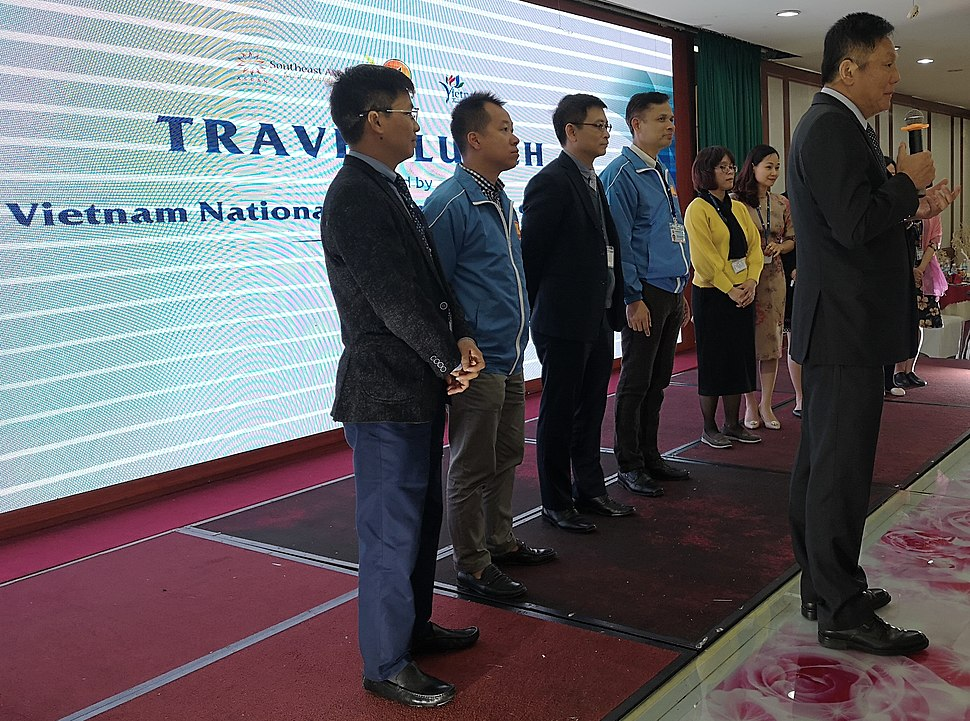 Vietnam National Administration of Tourism Orga Team for ATF 2019