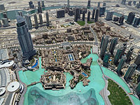 View from Burj Khalifa (8667329327).jpg