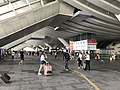 View in front of west entrance of Shenzhen North Station.jpg