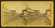 View in the city of Duluth, Minn.--Superior St, from Robert N. Dennis collection of stereoscopic views