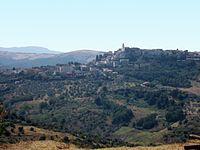 View of Ripacandida, Basilicata, Italy.JPG