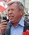 Viktor Anpilov,a Russian hardline Communist politician and trade unionist (cropped).jpg
