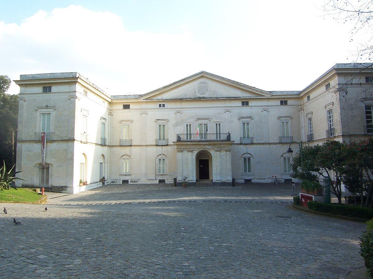 Villa floridiana wikip dia for Entrate di ville