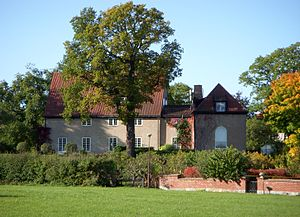 Djursholm - Image: Villa Lagerkrantz 2008