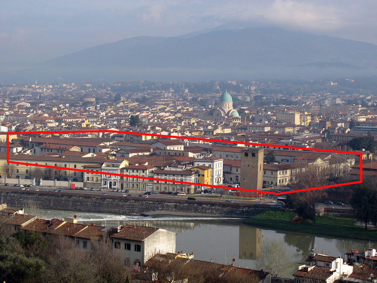 Villa Via Pietro Thouar Firenze