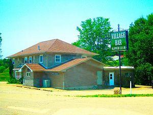 Supper club - Village Bar Supper Club in Wisconsin