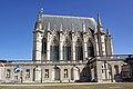 Vincennes. La Sainte-Chapelle à l'intérieur du château. 2009.jpg