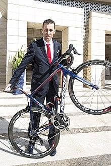 34dff0282 Vincenzo Nibali.jpg. Vincenzo Nibali at the Bahrain Merida Pro Cycling ...