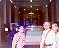 Visiting the British Museum, July 1974 - Rosetta Stone.jpg
