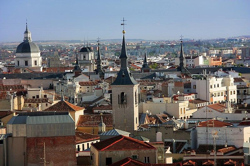 Viajar sozinho na Europa para conhecer Madrid