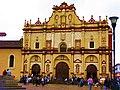 Vista del Zócalo de San Cristóbal, desde la plaza de la paz.jpg