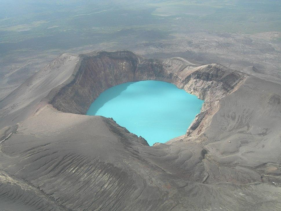 Volcanoes of Kamchatka-113313