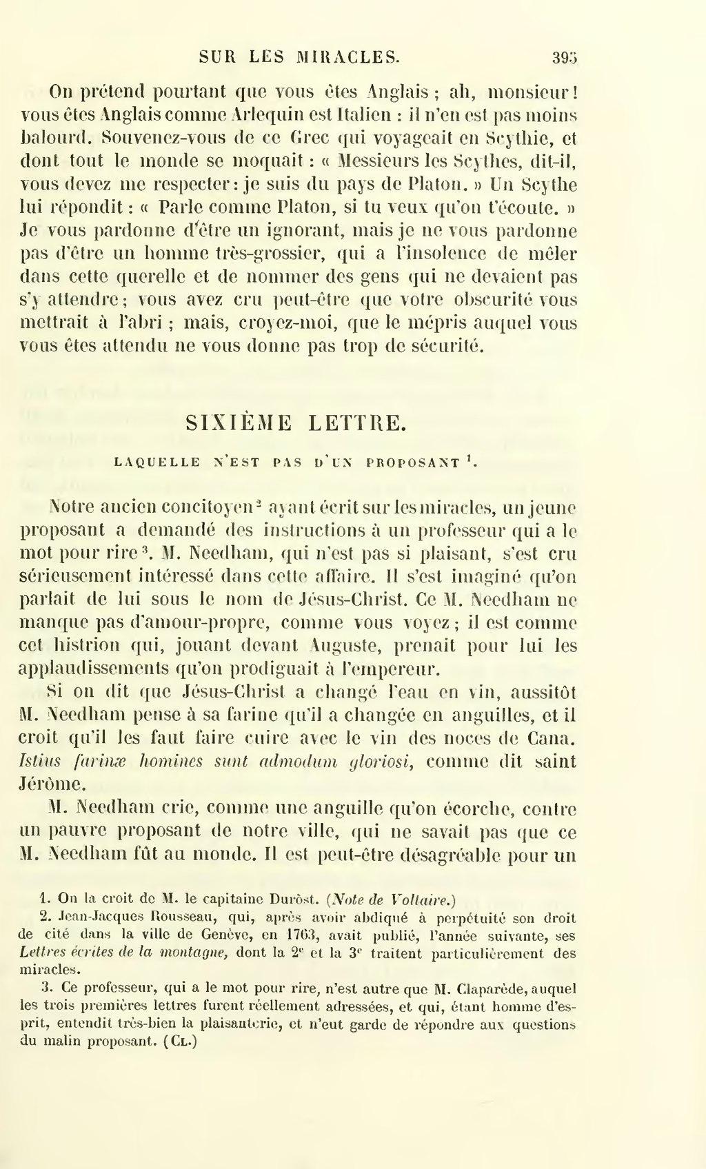 Page Voltaire - Œuvres complètes Garnier tome25.djvu 405 - Wikisource 6fd63565865a